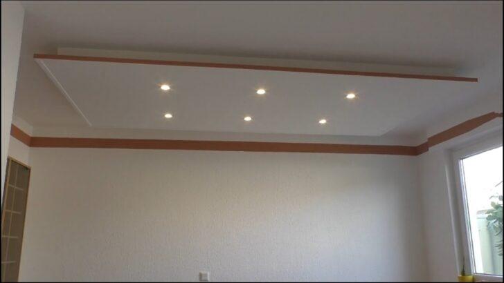 Medium Size of Indirekte Beleuchtung Decke Selber Bauen Abhngen Und Led Strahler Light Einbauen Deckenlampen Wohnzimmer Modern Einbauküche Deckenleuchte Badezimmer Küche Wohnzimmer Indirekte Beleuchtung Decke Selber Bauen