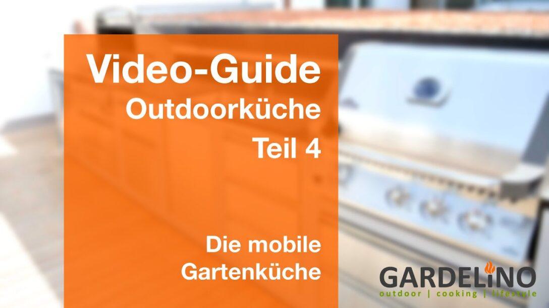 Large Size of Mobile Outdoorküche Outdoorkche Ratgeber Gartenkche Teil 4 Youtube Küche Wohnzimmer Mobile Outdoorküche