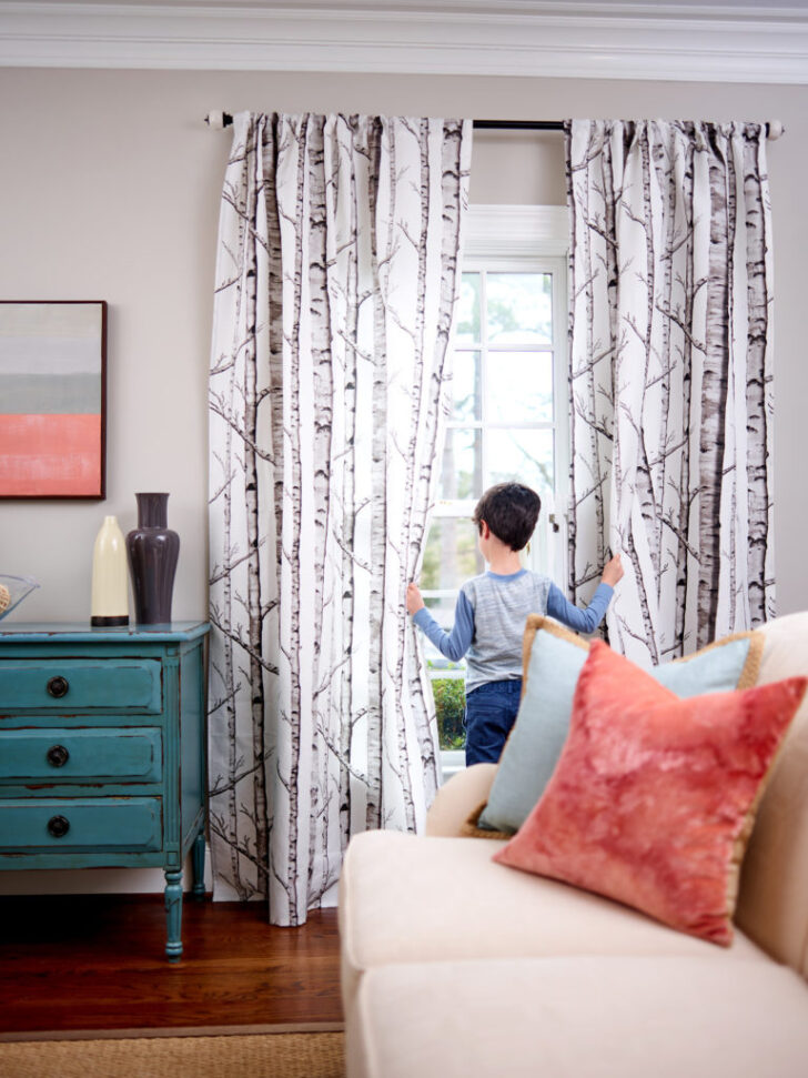 Medium Size of Wie Du Perfekten Gardinen Nhst Spoonflower Küche Für Scheibengardinen Wohnzimmer Schlafzimmer Die Fenster Wohnzimmer Gardinen Nähen