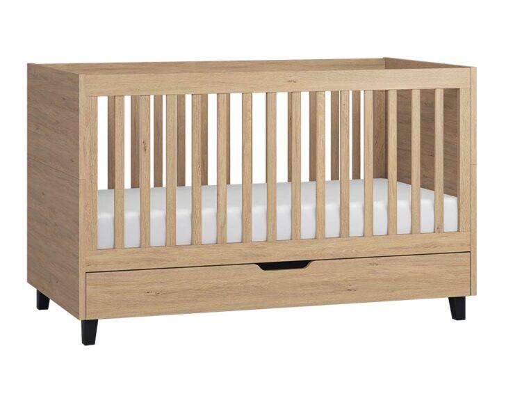 Medium Size of Babybett Schwarz Simple 140x70 Eiche Online Kaufen Bei Zimmeria Schwarze Küche Bett 180x200 Schwarzes Weiß Wohnzimmer Babybett Schwarz