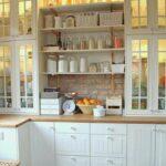 Ikea Küche Landhausstil Wohnzimmer Ikea Küche Landhausstil Kchenniesche Haus Kchen Tapeten Für Die Hängeschränke Schwarze Fliesenspiegel Selber Machen Unterschrank Komplette Wandsticker