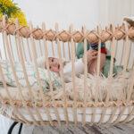 Bett Rattan Wohnzimmer Trendwatch Schnsten Babybetten Aus Rattan Auf Pinterest Nolte Betten Bestes Bett Wildeiche Schramm Flexa 180x200 Günstig Badewanne Bette Im Schrank