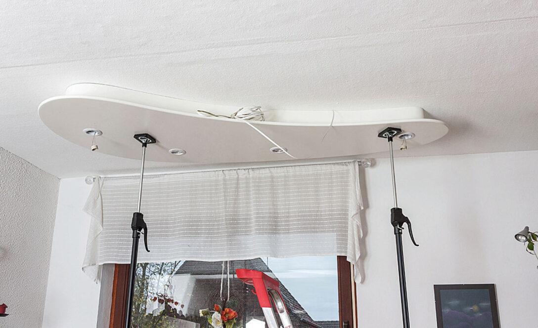 Large Size of Indirekte Beleuchtung Led Decke Selber Bauen Wohnzimmer Machen Selbstde Deckenlampe Esstisch Boxspring Bett Bodengleiche Dusche Nachträglich Einbauen Wohnzimmer Indirekte Beleuchtung Decke Selber Bauen