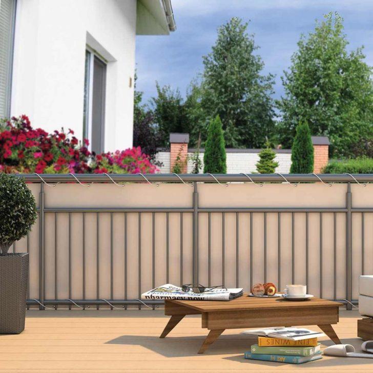 Medium Size of Trennwand Balkon Hecht Sichtschutz Polyester Garten Und Freizeit Wpc Glastrennwand Dusche Wohnzimmer Trennwand Balkon