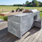 Bbqtion Outdoor Kche Von Village Garden Mobile Küche Wohnzimmer Mobile Outdoorküche