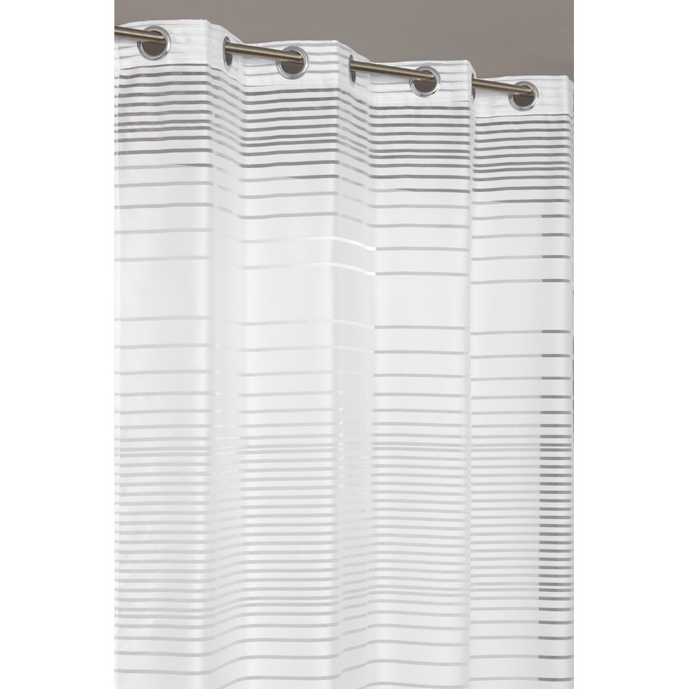 Full Size of Gardine Blickdichte Und Transparente Streifen Sen Grau Scheibengardinen Küche Wohnzimmer Scheibengardinen Blickdicht