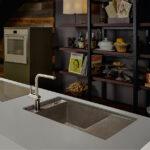 Spülbecken Küche Granit Splen Materialien Keramik Stehhilfe Pantryküche Mit Kühlschrank Poco Massivholzküche Einzelschränke Segmüller Vorratsschrank Wohnzimmer Spülbecken Küche Granit