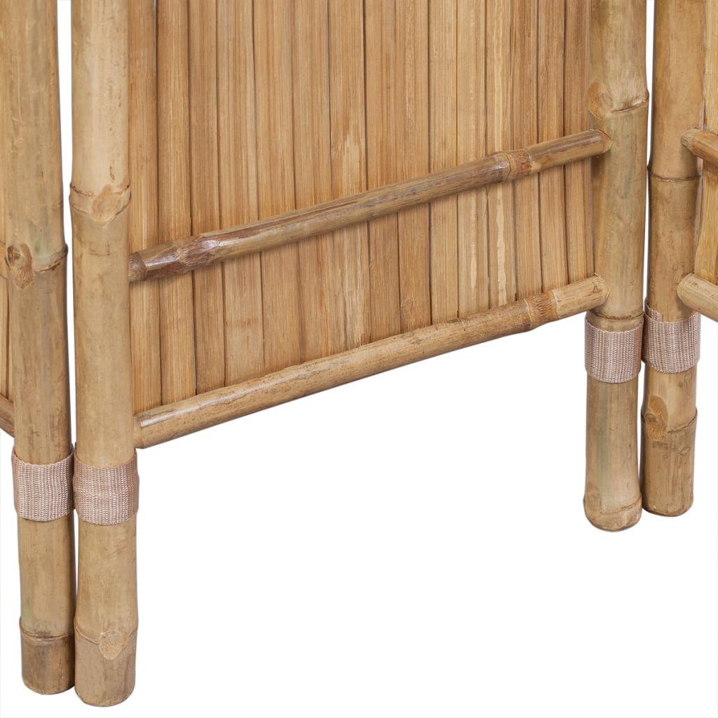 Full Size of Paravent Bambus Raumteiler 4 Teilig Gitoparts Bett Garten Wohnzimmer Paravent Bambus