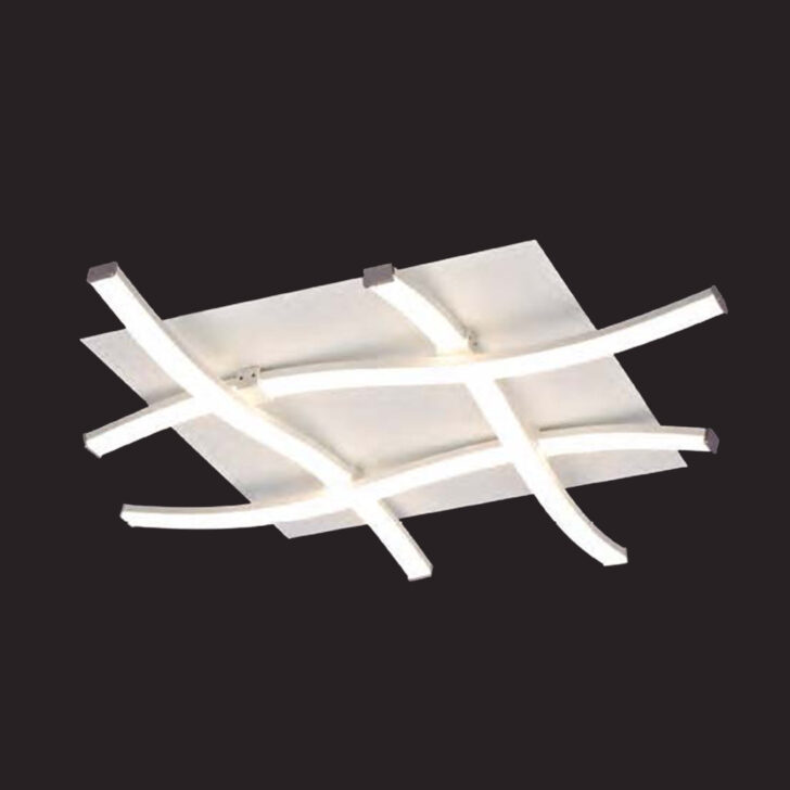 Medium Size of Moderne Deckenleuchten Led Mantra Nur Blanco 6004 Bilder Fürs Wohnzimmer Landhausküche Modernes Bett 180x200 Duschen Esstische Deckenleuchte Sofa Küche Wohnzimmer Moderne Deckenleuchten