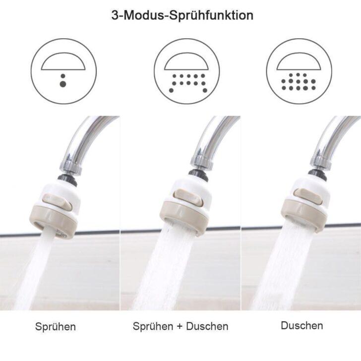 Medium Size of Wasserhahn Anschluss Hirundo 360 Grad Drehbar Dse Fr Küche Wandanschluss Bad Für Wohnzimmer Wasserhahn Anschluss