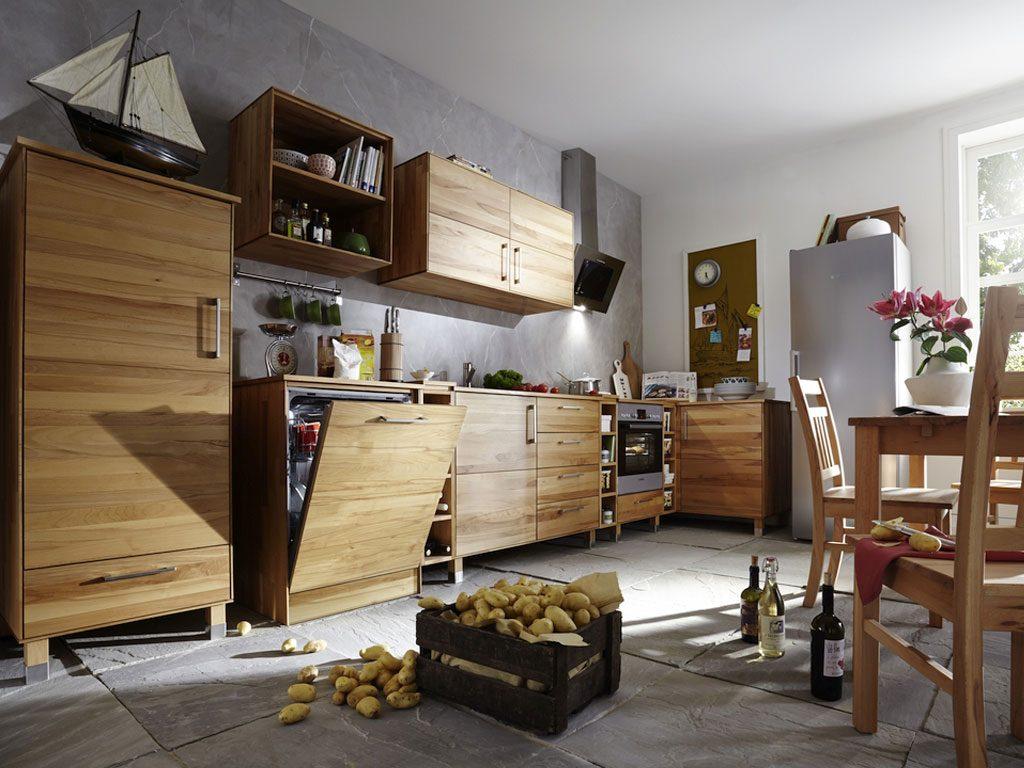 Full Size of Modulküche Holz Werk Modulkche Habitat Gebraucht Ikea Kche Holztisch Garten Sofa Mit Holzfüßen Holzregal Badezimmer Esstisch Massiv Bad Waschtisch Wohnzimmer Modulküche Holz