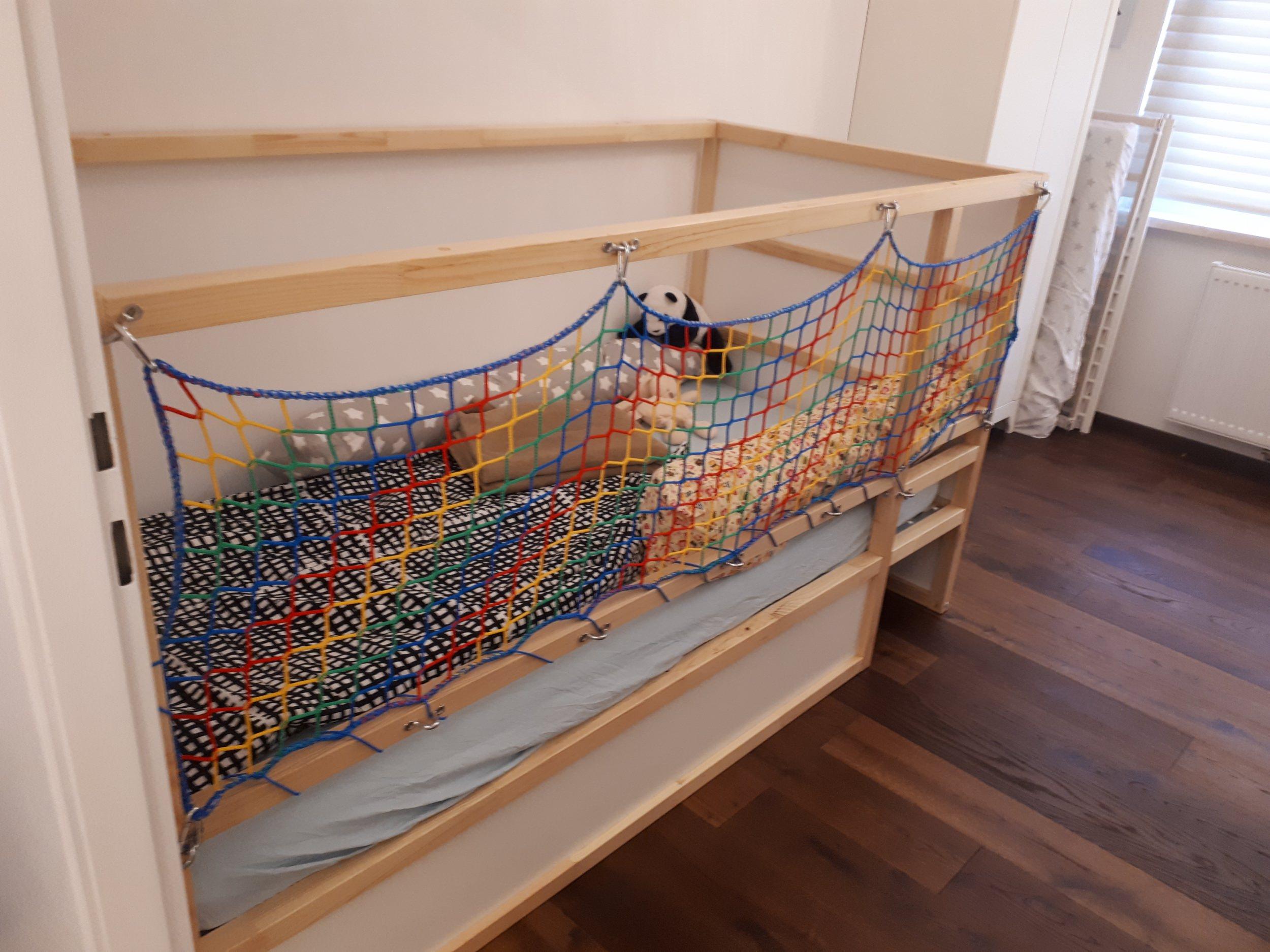 Full Size of Rausfallschutz Selbst Gemacht Selber Machen Hochbett Kinderbett Bett Baby Küche Zusammenstellen Wohnzimmer Rausfallschutz Selbst Gemacht