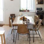 Küche Teppich Darf Ich Vorstellen Unsere Kche Ein Update Zuhause Mit Elektrogeräten Nobilia Einbauküche E Geräten Landhausküche Grau Ohne Kühlschrank Wohnzimmer Küche Teppich