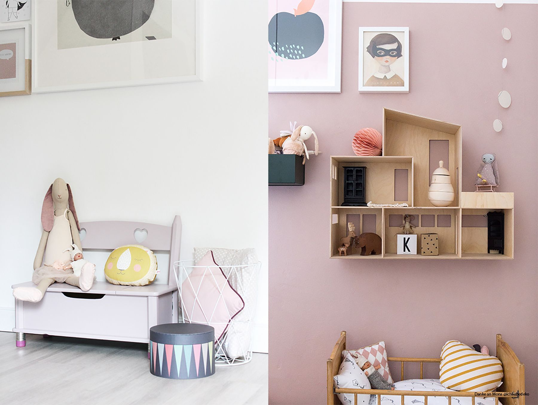 Full Size of Wandfarben In Altrosa Von Kolorat Farben Online Bestellen Küche Rosa Wohnzimmer Wandfarbe Rosa