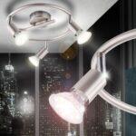 Rondell Küche Wohnzimmer Rondell Küche 3 Flammige 9w Led Deckenlampe Spot Leuchte Esszimmer Kche Deckenleuchte Lüftung Modulküche Mit Elektrogeräten Günstig Ikea Kosten Wellmann