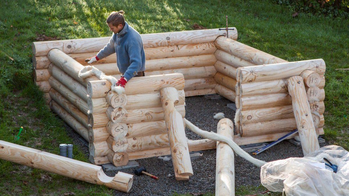 Full Size of Sauna Selber Bauen Dyi Gartensauna Wohnzimmer Gartensauna Bausatz