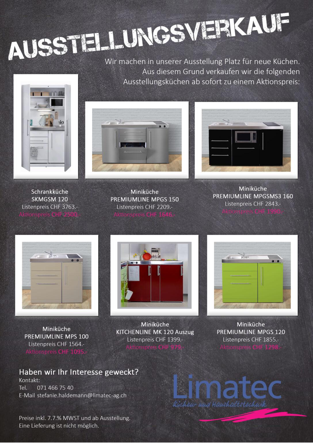 Large Size of Minikchen Singlekchen Gnstig Online Kaufen Limatec Wohnzimmer Miniküchen