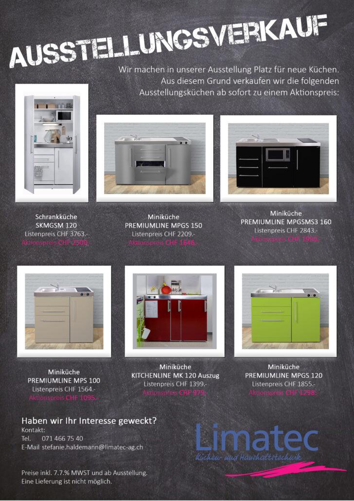 Medium Size of Minikchen Singlekchen Gnstig Online Kaufen Limatec Wohnzimmer Miniküchen
