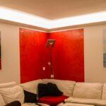 Indirekte Beleuchtung Led Decke Selber Bauen Machen Wohnzimmer Fliesenspiegel Küche Deckenleuchte Schlafzimmer Kopfteil Bett 180x200 Regale Zusammenstellen Wohnzimmer Indirekte Beleuchtung Decke Selber Bauen