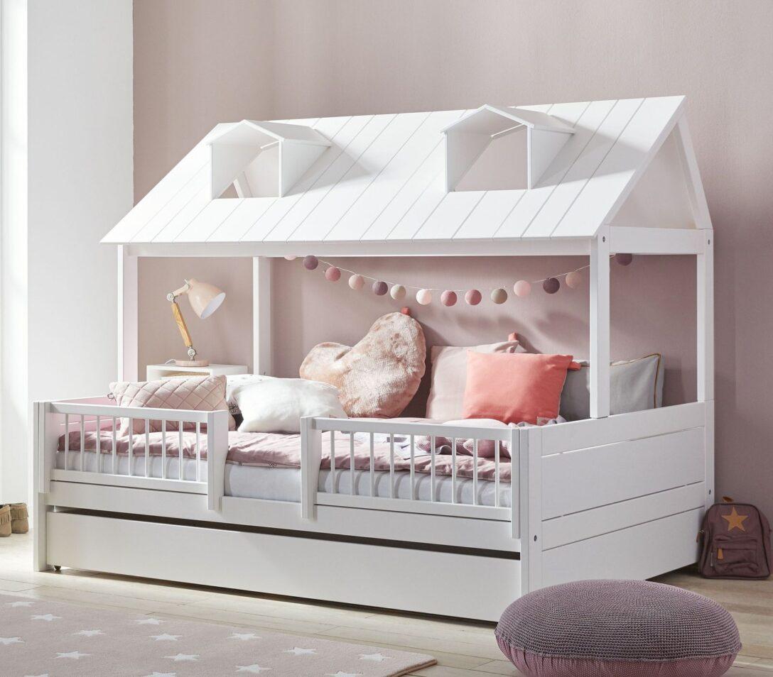 Large Size of Lifetime Kinderbett Kiefer Im Amerikanischen Stil Ferienhaus Bett Mit Stauraum 140x200 160x200 Betten 200x200 Wohnzimmer Kinderbett Stauraum