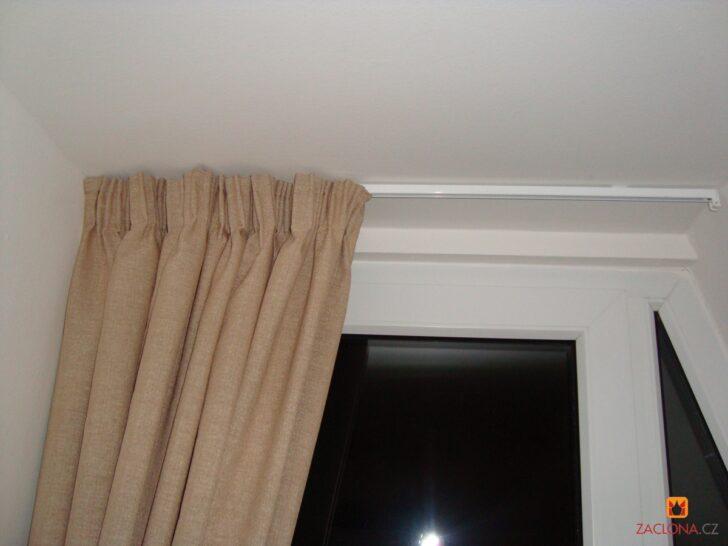Medium Size of Fotoreportage Der Realisation Von Abschirmung Atypischer Vorhänge Wohnzimmer Küche Schlafzimmer Wohnzimmer Vorhänge Schiene