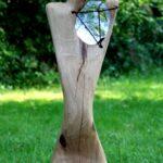 Gartenskulpturen Holz Glas Gartenskulptur Aus Und Selber Machen Skulpturen Garten Stein Skulptur Eiche Mit Leder Holztisch Holzregal Küche Fenster Alu Wohnzimmer Gartenskulpturen Holz