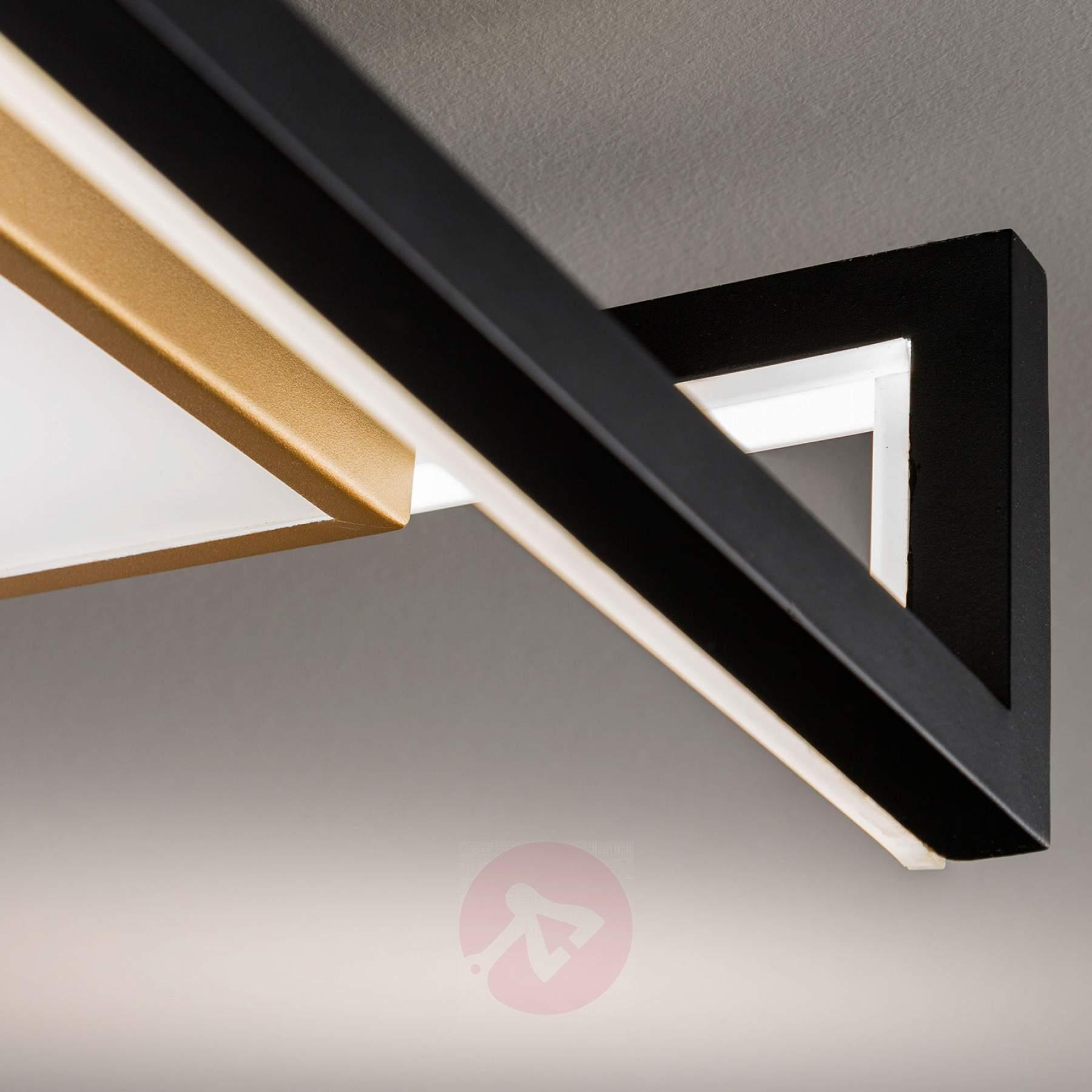 Full Size of Deckenleuchte Designklassiker Led Modern Design Stahl 50x42cm 110x25cm Deckenleuchten Schlafzimmer Designerleuchten Designlive Gold Dimmbar Flur Wohnzimmer Wohnzimmer Deckenleuchte Design