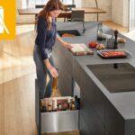 Küchenkarussell Ideen Fr Praktische Kchen Blum Wohnzimmer Küchenkarussell