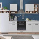 Miniküchen Wohnzimmer Kche Mad Kchenblock Kchenzeile Komplettkche 290cm Singlekche