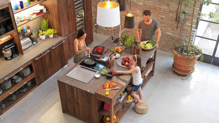 Medium Size of Ausstellungsküchen Team 7 Wir Prsentieren Kchen In Unterschiedlichen Lebenswelten Weko Betten Wohnzimmer Ausstellungsküchen Team 7