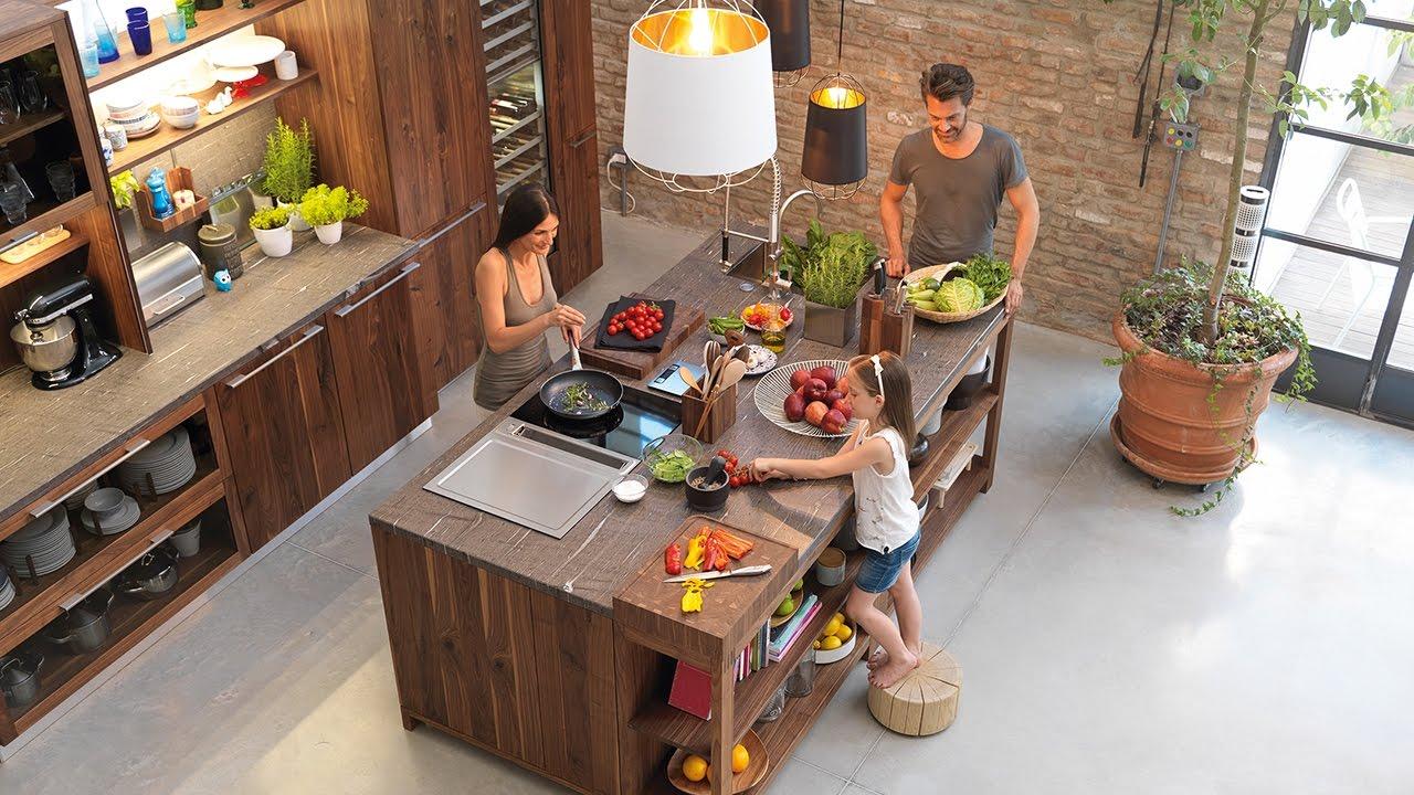Full Size of Ausstellungsküchen Team 7 Wir Prsentieren Kchen In Unterschiedlichen Lebenswelten Weko Betten Wohnzimmer Ausstellungsküchen Team 7