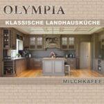 Landhausküche Grün Wohnzimmer Küche Mintgrün Weisse Landhausküche Moderne Regal Grün Grau Weiß Sofa Gebraucht Grünes