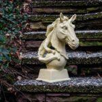 Moderne Gartenskulpturen Beton Wohnzimmer Moderne Gartenskulpturen Beton Modern Gartenskulptur Rechts Pferdekopf Pferd Skulptur Rost Garten Eisen Betonoptik Bad Modernes Bett Küche Bilder Fürs