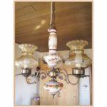 Vintage Deckenleuchte Handgemalte Aus Keramik Mit Deckenleuchten Wohnzimmer Led Bad Bett Schlafzimmer Modern Küche Badezimmer Wohnzimmer Vintage Deckenleuchte