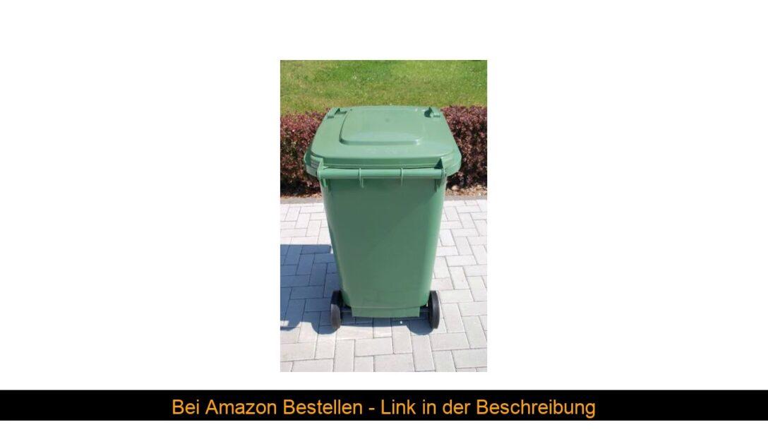 Large Size of Küchenabfalleimer Sulo 2 Rad Behltersysteme 240 L Grn Youtube Wohnzimmer Küchenabfalleimer