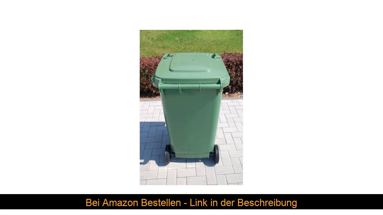 Full Size of Küchenabfalleimer Sulo 2 Rad Behltersysteme 240 L Grn Youtube Wohnzimmer Küchenabfalleimer