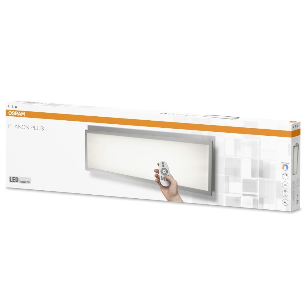 Full Size of Osram Led Panel Light List Ledvance 40w 600x600 Planon Plus 300x600mm Frameless 600x600mm Lightify 120 Cm Tunable White Gnstig Kaufen Wildleder Sofa Mit Bad Wohnzimmer Osram Led Panel