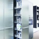Küchenblende Materialien In Der Kche Welche Oberflchen Sind Geeignet Wohnzimmer Küchenblende