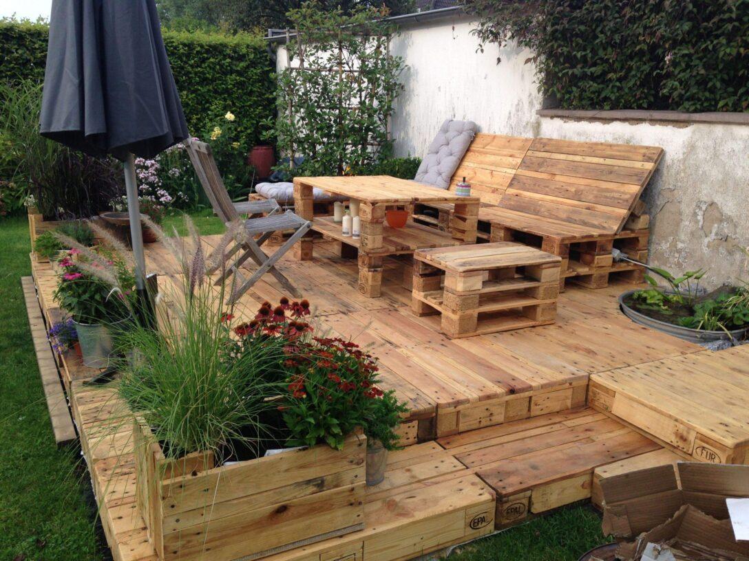 Large Size of 40 Neu Holz Sichtschutz Garten Das Beste Von Anlegen Paletten Bett 140x200 Regale Aus Europaletten Regal Kaufen Zaun Wohnzimmer Zaun Paletten