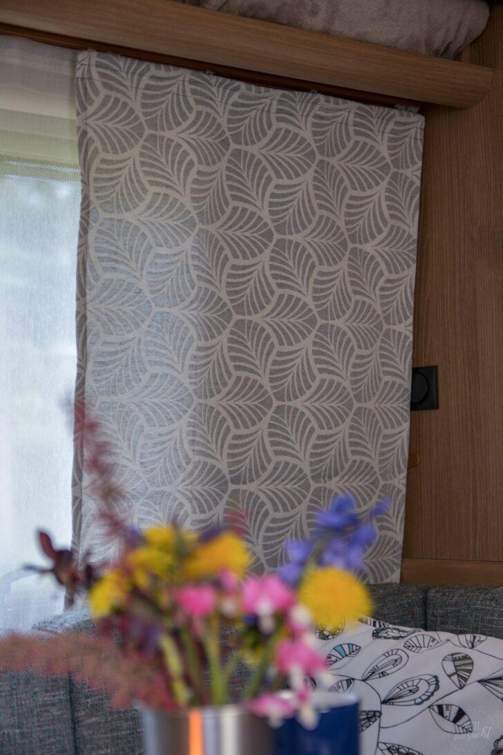 Medium Size of Gardinen Nähen Nhen Fr Camper Neue Vorhnge Im Wohnwagen Textilsucht Fenster Für Küche Wohnzimmer Die Scheibengardinen Schlafzimmer Wohnzimmer Gardinen Nähen