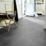 Küchenboden Vinyl Pvc Bodenbelag Tarkett Select 150 Melbourne Noir 4m Bodenbelge Vinylboden Im Bad Wohnzimmer Badezimmer Fürs Verlegen Küche Wohnzimmer Küchenboden Vinyl