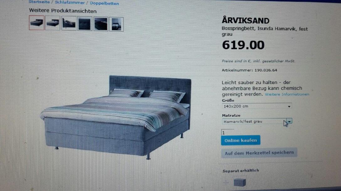Large Size of 36 N5 Boxspring Bett Ikea Fhrung Moebel De Betten Ausstellungsstück Even Better Clinique Inkontinenzeinlagen 120 Günstig Kaufen Einbauküche 140x220 Sofa Wohnzimmer Jensen Bett Kaufen