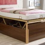 Bett Mit Schubladen 90x200 Weiß Lattenrost Weißes Kiefer Bettkasten Betten Und Matratze Wohnzimmer Seniorenbett 90x200