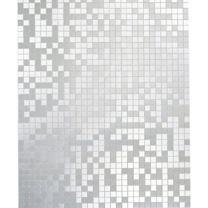 Medium Size of Selbstklebende Fliesen Mosaikmatte Selbstklebend Alu Gebrstet Silber 29 Cm Küche Fliesenspiegel Wandfliesen Glas Für Dusche Bodenfliesen Bad Renovieren Ohne Wohnzimmer Selbstklebende Fliesen