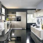 Alno Küchen Wohnzimmer Alno Küchen Flash Hochglanz Kche Mit Elektrogerten Und Einbausple Küche Regal