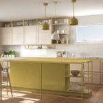 Gelbe Kchen Kchendesignmagazin Lassen Sie Sich Inspirieren Holzküche Sofa Mit Relaxfunktion Elektrisch Bett Schubladen Schlafzimmer Komplett Lattenrost Und Wohnzimmer Holzküche Mit Holzboden