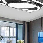 Deckenlampe Led Wohnzimmer Deckenleuchte 78w Lampe Modern Deckenlampen Für Schrank Indirekte Beleuchtung Vorhang Bad Chesterfield Sofa Leder Spiegelschrank Wohnzimmer Deckenlampe Led Wohnzimmer