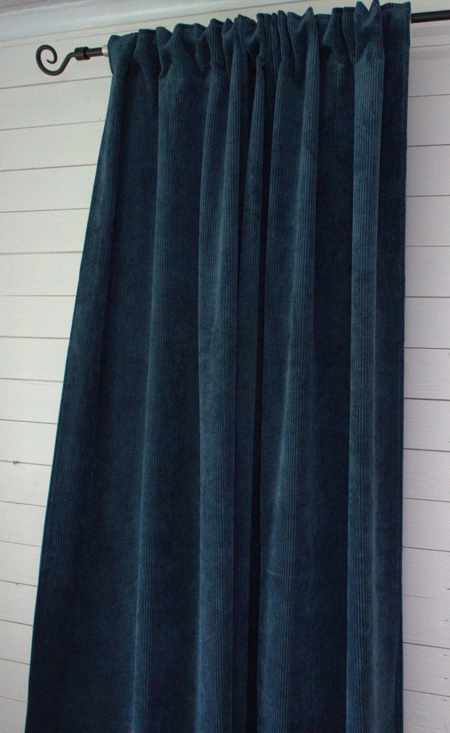 Full Size of Vorhang Suna Samt Kord Petrol 140x250 Cm 2 Stck Blickdicht Scheibengardinen Küche Wohnzimmer Scheibengardinen Blickdicht