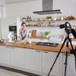 Kchen Tour So Sieht Es Bei Springlane Hinter Den Kulissen Aus Küchen Regal Wohnzimmer Küchen Quelle