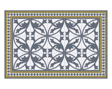 Vinyl Teppich Wohnzimmer Vinyl Teppich Matteo Bodenmatte Bedruckt 60 90 Cm Fliesen 7 Blau Contento Esstisch Vinylboden Im Bad Verlegen Badezimmer Küche Wohnzimmer Für Teppiche Fürs